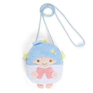 リトルツインスターズ キャラクター形ネックポーチ キキ