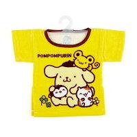 ポムポムプリン Tシャツ形タオル