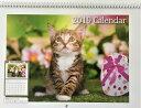 カレンダー 2019 年 可愛い 猫 の カレンダー 壁掛けカレンダー 送料無料