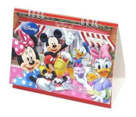 カレンダー 2020 卓上カレンダー ディズニー ミッキーマウス 2020年 カレンダー 送料無料