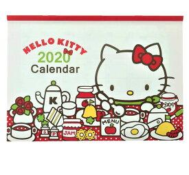 カレンダー 壁掛けカレンダー 2020 キティーちゃん 2020年 キティー ハローキティー 送料無料