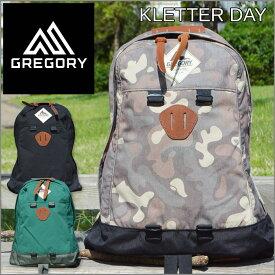 グレゴリー バッグ リュックサック キャンプ ハイキング 登山 クレッターデイ GREGORY KLETTER DAY カモフラ ブラック