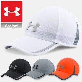 アンダーアーマー キャップ メンズ スポーツ 帽子 UNDER ARMOUR SHADOW AV CAP ゴルフ ランニング 1278207