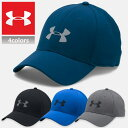 アンダーアーマー メンズ キャップ 帽子 ゴルフ スポーツ UNDER ARMOUR MENS STORM HEADLINE CAP 1291853