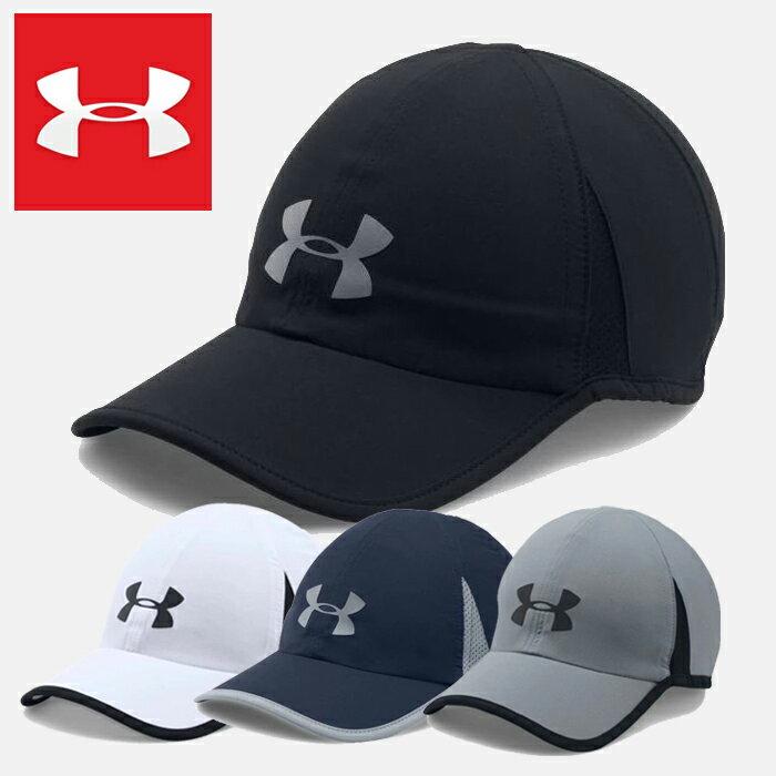 アンダーアーマー メンズ スポーツキャップ UNDER ARMOUR MEN'S SHADOW CAP 4.0 父の日 ギフト プレゼント 1291840