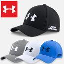 アンダーアーマーキャップメンズ帽子UNDERARMOURGOLFHEADLINECAPスポーツゴルフランニングストレッチ