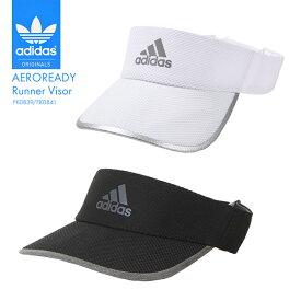 adidas AEROREADY Runner Visor FK0839 FK0841 メンズ レディース アディダス ランナー ランニング バイザー スポーツ テニス キャップ CAP UV対策 日よけ 作業 運動 応援