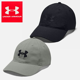 アンダーアーマー キャップ メンズ UNDER ARMOUR MEN'S BASELINE CAP 1351409 ベースライン 帽子 ゴルフ スポーツ