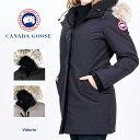 カナダグース コート レディース CANADA GOOSE VICTORIA ヴィクトリア 3037LA 婦人 ダウンジャケット ジャンパー ビクトリア アウター 防寒 ファー取り外し可