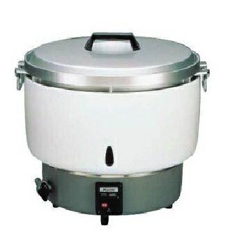【新品・送料無料・代引不可】リンナイ ガス炊飯器 3升炊き φ450*D421*H425 RR-30S1 都市ガス13A