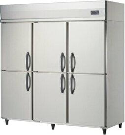【新品・送料無料・代引不可】大和冷機 業務用 縦型冷蔵庫 623YCD-EC W1800×D650×H1905(mm)
