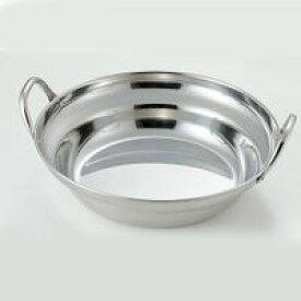 【寄せ鍋】27cm寄せ鍋 鍋 調理器具 もつ すき焼き しゃぶしゃぶ フォンデュレストラン 業務 厨房 291095 φ265*H55