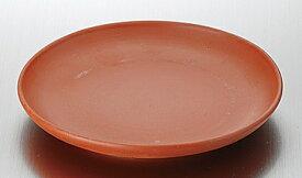 朱泥皿 453021 土鍋 鍋 調理器具 もつ すき焼き しゃぶしゃぶ フォンデュレストラン 業務 厨房 宴会 パーティー 453021 φ127*H20