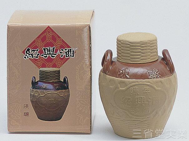 【送料無料(本州限定)・代引不可】珍蔵紹興酒 [茶壺] 17度 250ml×24本 SK0273 1906-2556