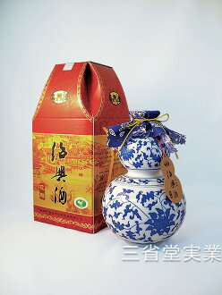 Yue Wang-Chen in the 8 years flower carved drinking gourd 16 ° 500ml×12 book 02P01Oct16