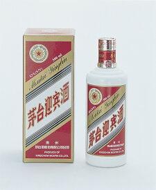 【送料無料(本州限定)・代引不可】茅台迎賓酒 (マオタイゲイヒンシュ)  53度 500ml×6本 SK2861