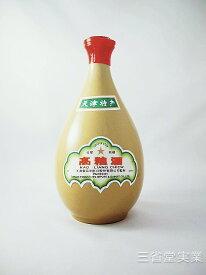 【送料無料(本州限定)・代引不可】天津高粮酒 [壺] 62度 500ml×12本 SK0229