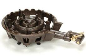 【新品・代引不可】タチバナ製作所 鋳物ガスコンロ 業務用 TS-515 475*245*110mm