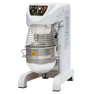 Crown Hall businessman stepless speed mixer 30L vertical mixer commercial mixer preparation preparation safety equipment with bread dough cake cake, Chinese man, stuffing, baked dumpling, dumpling bakery Boulangerie Federica STB30IN W800 * D490 * H1010 0