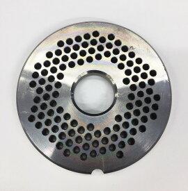 【新品・代引不可】ミートチョッパー プレート 穴径3.2mm STGTJ12用 電動ミンサー (ミンチ機)