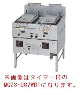 마루젠 가스 교자소기~~본격파 시리즈 2구 냄비~~ MGZS-087 WB