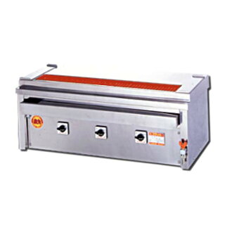Higoglila 电动烤鸡肉串型桌面键入 3 p 204 KC W610 * D410 * H390