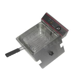 【フライヤー送料込み】厨房機器卓上電気フライヤー11L単相100V