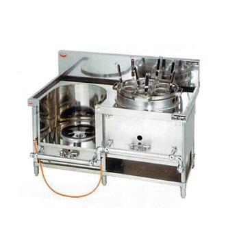 중화 레인지(마루젠)・스프면(후리잘) 주방 기기 조리 기기 MRS-172 C W1300*D750*H750(mm)