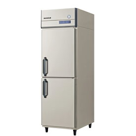 【新品・送料無料・代引不可】フクシマ 業務用冷凍冷蔵庫 縦型 GRD-061PM W610×D800×H1950(mm)