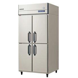【新品・送料無料・代引不可】フクシマ 業務用冷凍冷蔵庫 縦型 三相200V GRD-092PMD W900×D800×H1950(mm)
