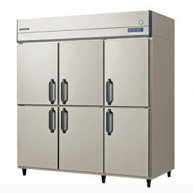 【フクシマ 業務用冷蔵庫】 [ 幅1790・縦型・単相100V ] GRD-180RM W1790×D800×H1950(mm)
