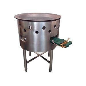 焼き小籠包釜(焼シャオロンパオ釜、生煎炉)