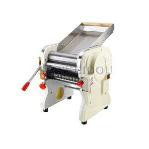 電動製麺機圧麺器のし100V電源ラーメンそばうどん餃子肉まん生地ミキサーSTDZM-300AW350*D350*H360