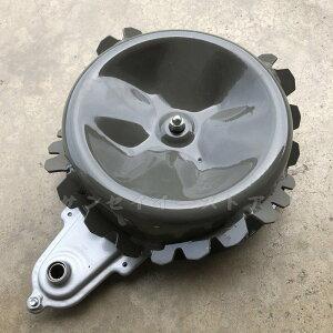 【現在欠品中入荷次第順次発送します】新タイプ オーレック スパイダーモア スパイク 車輪 ASSY (鉄 タイヤSP851A,SP430他
