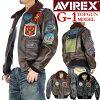 AVIREX ( avirex ) G-1/TOPGUN MODEL-G-1 トップガンモデル - leather jacket 6181013