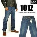 【送料無料】 LEE (リー) -101Z/Straight(ストレート)- Used446/中濃色ブルー LM5101 -AMERICAN RIDERS 3- 【smtb-k…
