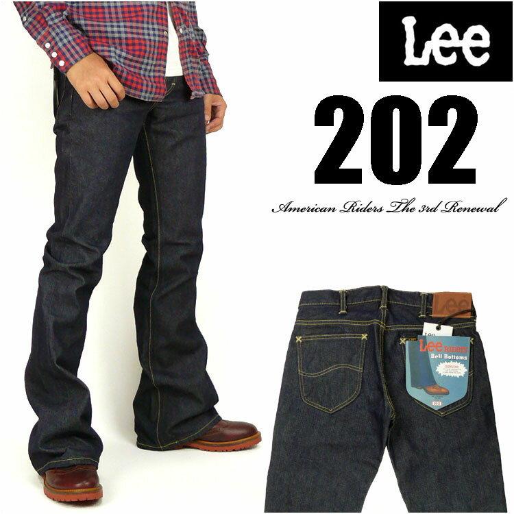 【送料無料】 LEE (リー) -202/Bell Bottoms(ベルボトム)- 500/ワンウォッシュ LM5202 -AMERICAN RIDERS 3- 【smtb-k】【ky】【楽ギフ_包装】