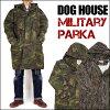 DOG HOUSE (Doghouse ) military parka / camouflage 660021