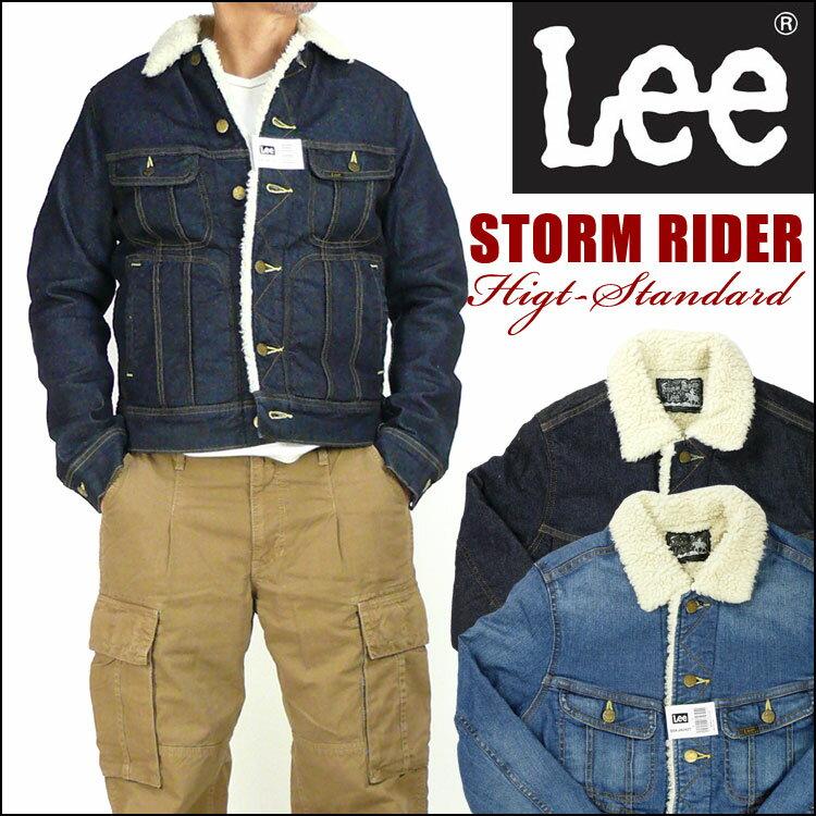 Lee リー メンズ ジャケット STORM RIDER ストームライダー HI-STANDARD LM0390 送料無料