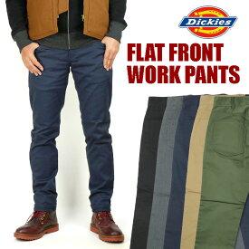 Dickies ディッキーズ メンズ パンツ TCツイル ストレッチ5ポケット テーパードパンツ 153M40WD34 173M40WD21 送料無料