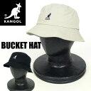 KANGOL カンゴール ロゴ刺繍 バケットハット 帽子 メンズ レディース ユニセックス K4224HT 100169215