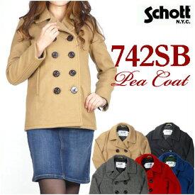 Schott ショット レディース ピーコート 742SB BOYS PEACOAT Made in USA 7130