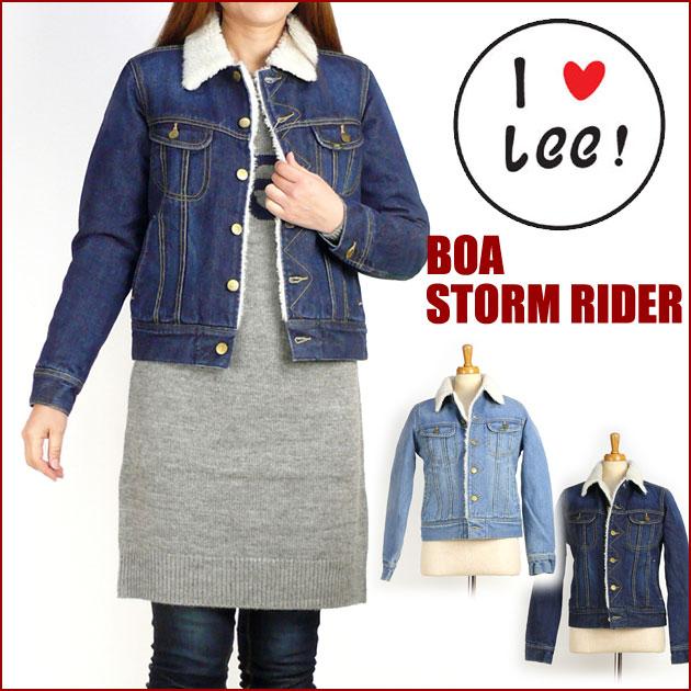 Lee リー レディース ストームライダー BOA STORM RIDER LT0914 【送料無料】