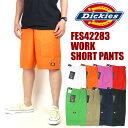 DICKIES ディッキーズ メンズ ショートパンツ ワークショートパンツ ワイドショーツ フェス ハーフパンツ FES42283 182M40WD13