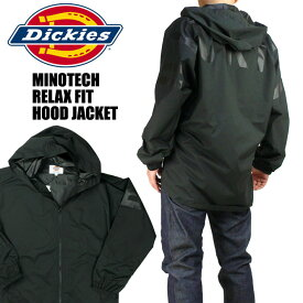 Dickies ディッキーズ リラックスフィット フードジャケット メンズ ロゴプリント ジップパーカー 春物 DK006141