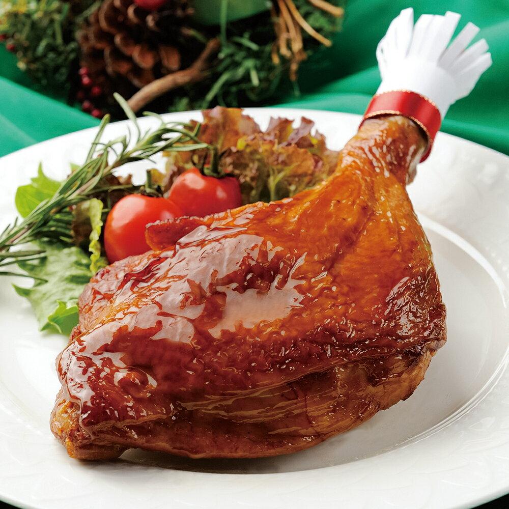 国産ローストレッグ パーティにもぴったりのローストチキン! 国産骨付鶏もも肉使用 210g以上! 母の日 父の日 誕生日のごちそうとして人気!