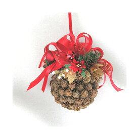 モクアオウのボール飾り付き/スパイス ゲビンデ リース 装飾 飾り 香り ザルツブルグ 伝統工芸 木の実 ビーズ ドライフラワー インテリア