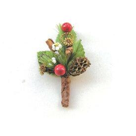 スパイススプレー アップル/スパイス ゲビンデ リース 装飾 飾り 香り ザルツブルグ 伝統工芸 木の実 ビーズ ドライフラワー インテリア
