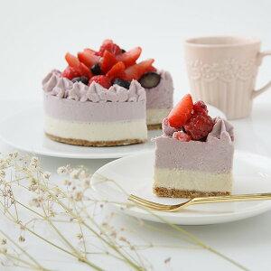 お祝い 誕生日 イチゴRAWケーキ(ホールサイズ18cm) グルテンフリー、小麦粉・卵・乳製品・動物性不使用。お誕生日 記念日 アレルギー対応 ダイエット スイーツ  イチゴ 白砂糖不使用