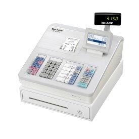 【最大1200円クーポン配布】XE-A207W-W シャープ/SHARP 電子レジスター ホワイト